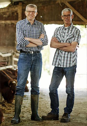 Producteurs de viande bovine paysanne